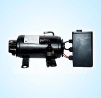 72Volt speed variable compressor for EV of electric vehicle mobile car Hot automotive electric air conditioning compressor