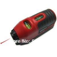 Free shipping + Wholesale And Retail + Laser Tool Portable Laser Edge Level Tool Straight Guided Leveler
