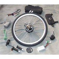 Amazing Performance 48V 250W Ebike Conversion Kits (Rear Wheel), Mini Motor