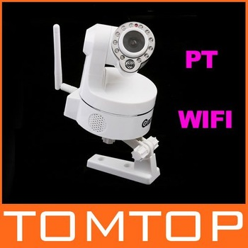 Wireless WiFi IP Camera Webcam IR Nightvision  IP Camera S86W Freeshipping Dropshipping wholesale