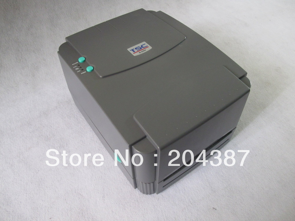 New Original TSC B-2404 bar code Printer thermal printer USB port(China (Mainland))