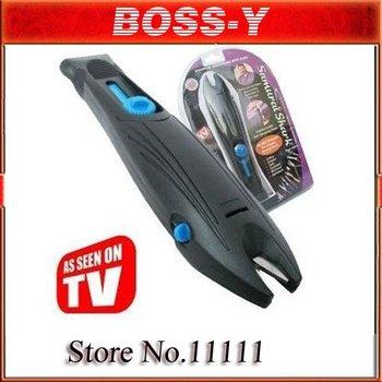 AS SEEN ON TV Samurai Shark - All Purpose Handheld Blade easy Sharpener knife  tools,Retail pack