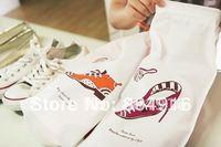 FIRST LINE Korean Brand Fashion Travel Storage Bag / Air Mail Pack Shoes Pack Bag 2pcs/set ST0172