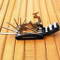Bicycle Repair Tool 16 in one Multi-function bike tools repair kits