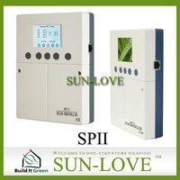 SPII Solar Controller,Solar Water Heater Controller,Solar Collector Controller,Pump Station Controller,110V/220V,TFT Display