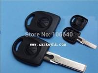 High quality VW Passat transponder key shell vw key blank vw Passat key cover