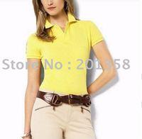 207 kind style shirt!brand-new women's short sleeve shirt/shirts,100%cotton,Mix order european size S-XL