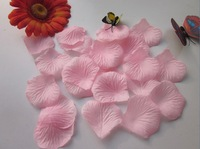 Wholesale - -3000pcs/Lot Wedding Decor Wedding and Party Supplies Simulation Rose petals