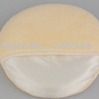 Face and Body Powder Puff Imports of cotton glove Color Powder Puffs 20pcs /bag 85mm