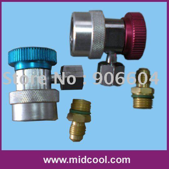 R134a engates rápidos ajustáveis(China (Mainland))