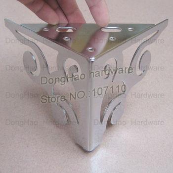 Sofa legs of stainless steel Telescopic legs The desk feet  Folding leg