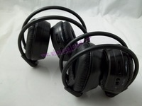 IR Headphone for roof mounted car DVD player Wireless 2 pcs Pair