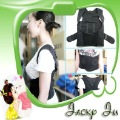 Hot Free Shipping New BABAKA Back Straighten Posture Corrective Brace Adjustable Beauty Body Shaper Brace Rectify Back Supporter