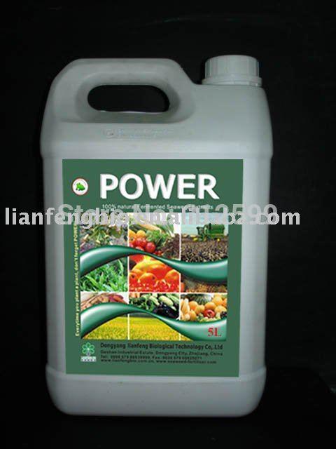 Organic Liquid fertilizer seaweed products(China (Mainland))