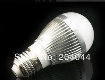 freeshipping: led bulb 3-15w. E27/26/B22 base with high brightness 300-350lm,110-265V input voltage