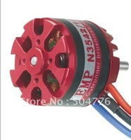 N3548 / 05 outrunner Brushless motor KV790 / This outrunner motor has included accessories: prop adapter, mounting seat,  etc.
