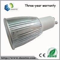 GU10 high power 9W led spotlight