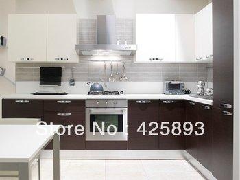 Modern European style 5.8m Kitchen Cabinets