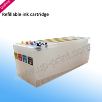 300ml  refillable  ink cartridge for Epson pro 4450 with chip and chip resetter  CISS for Epson 4450 printer