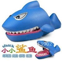 seams toys sharks challenge anti stress toy laughter gag tricks prank game