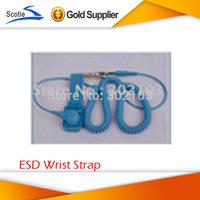 6PCS/LOT ESD wrist strap band, anti static discharge wrist band