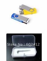 hot sell OEM usb flash drive 1GB swivel model  free shipping