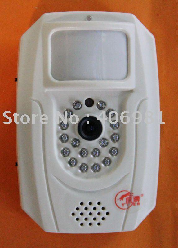 3G GSM MMS security Alarm System,GSM MMS Alarm, MMS ALarm,(China (Mainland))