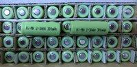 Free shipping 50pcs/lot rechargeable NI-MH 2/3AAA 1.2V 300mAh battery
