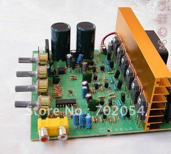 2.1 channel Power amplifier PCB board Hi-Fi Car Audio Amplifier power DIY Amplifier PCB