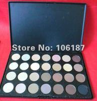 28 Matt earth colors Eyeshadow Makeup Palette Kit Eye Shadow Eyeshadow Makeup Palette Gift Free Shipping