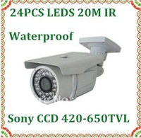 20m IR Bullet Camera Waterproof IP66