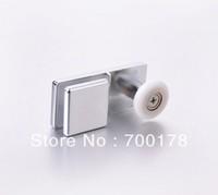 Zinc alloy single shower bath roller(HS093)