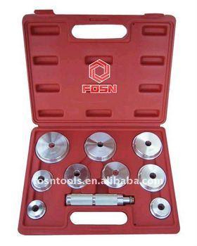 10pcs Aluminum hand tool Set FS2455