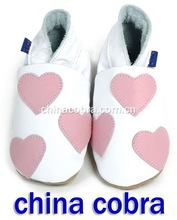 soft baby leather shoes free shipping(China (Mainland))