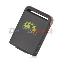 GPS Tracker TK-102 TK102 Mini Global Real Time 4 bands GSM/GPRS/GPS Car Track Device