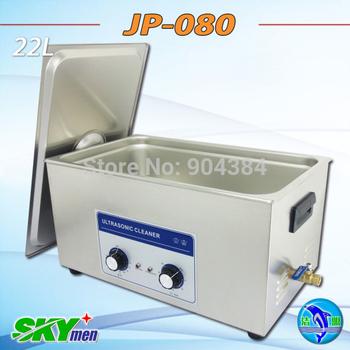 Free shipping! dental equipment ultrasonic cavitation cleaner-22L, 40KHz