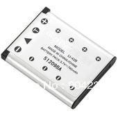 Freeshipping 1PCS li42b Replacement Digital Camera Battery 3.7V 740mAh for OLY LI-40B 42B(China (Mainland))