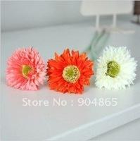 Free shipment single flowers/simulation flower/gerbera jamesonii