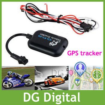 Mini GSM GPRS GPS SOS Alarm SMS Network Truck Vehicle Motorcycle Monitor Tracker + China Post free shipping