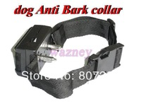 250pcs/lot**ELECTRONIC AUTO ANTI-BARK DOG TRAINING SHOCK COLLAR Stopping