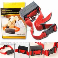 20pcs/lot**Anti Bark No Barking Dog Training Shock Control Collar