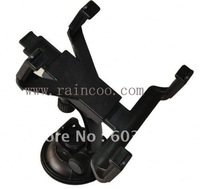 10pcs/lot Universal car window holder for iPad, for galaxy tab, tablet pc, adjustable size from 10-20cm