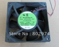 Free shipping DC Centaur 12038 CNDC24B4-953 24V 0.32A 2Wire For UPS Fan,Cooling Fan