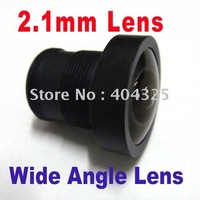 "2.1mm 150 Degree Wide Angle CCTV Lens Camera IR Board for both 1/3"" and 1/4"" CCD"