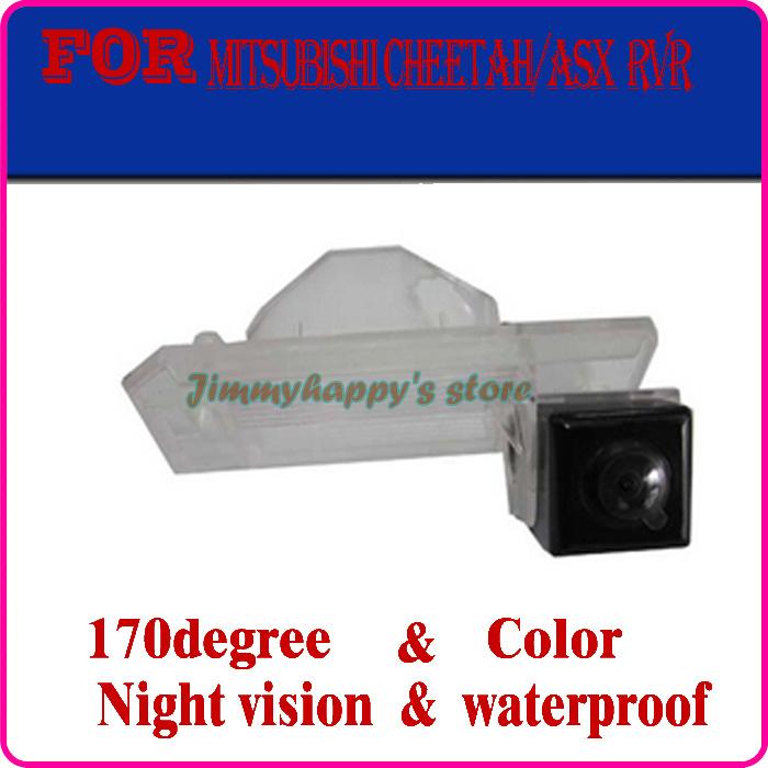 car rear camera car monitor parking system backup viewer reverse monitor security camera for MITSUBISHI ASX/RVR Cheetah CS6(China (Mainland))
