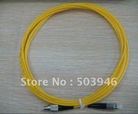 FC/PC-FC/PC, 3.0m ,single mode fiber optic jumper ,wholesale 100pcs/lot