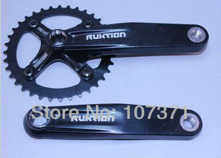 New TRUVATIV Bicycle chainwheel and crank 36T Single speed bike chainwheel cycle chainwheel Free shipping(China (Mainland))