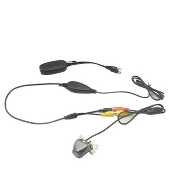 2.4G wireless gps car camera with DC 12V free shipping