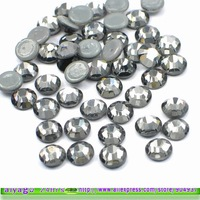 ss34 Black Diamond 144pcs MC Hotfix Rhinestones 34SS 1Gross
