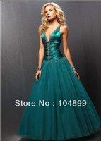 Fashion Sale Beautiful  Dress/ Bridesmaids Bridal Gown Custom All Size